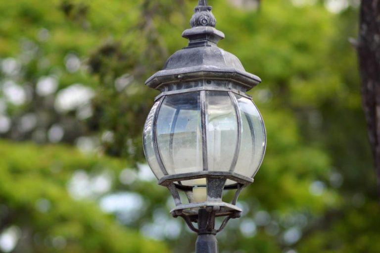 Są różne rodzaje lamp miejskich