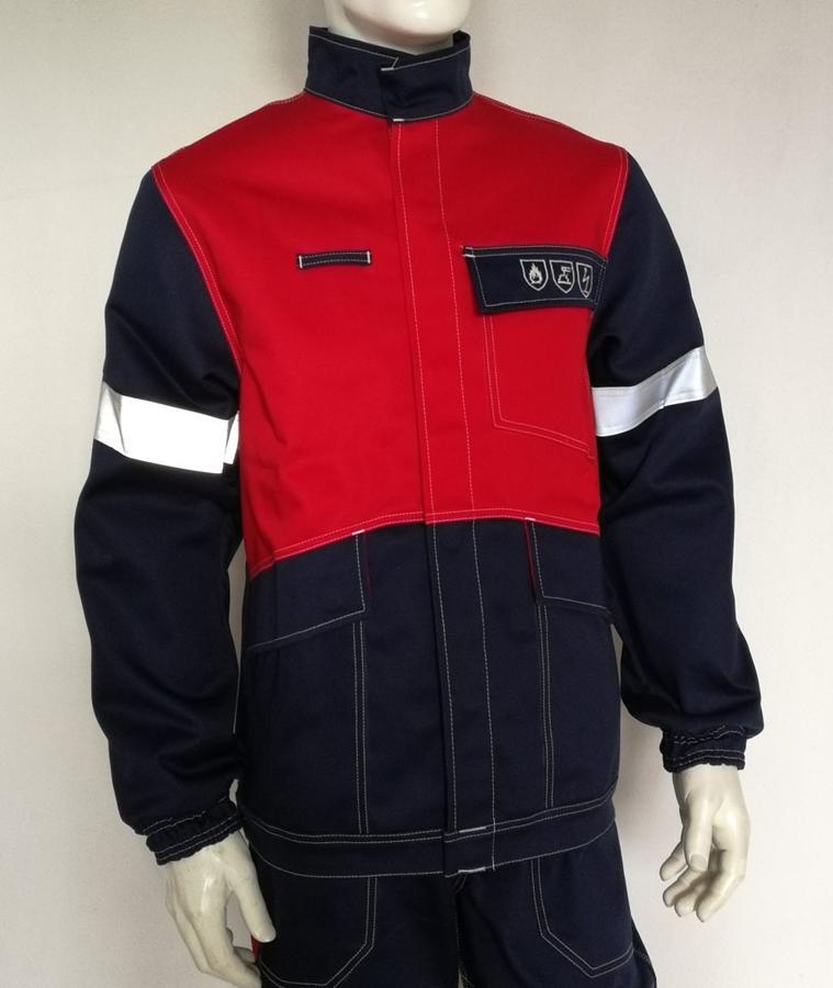 Odpowiednio realizowana odzież ochronna